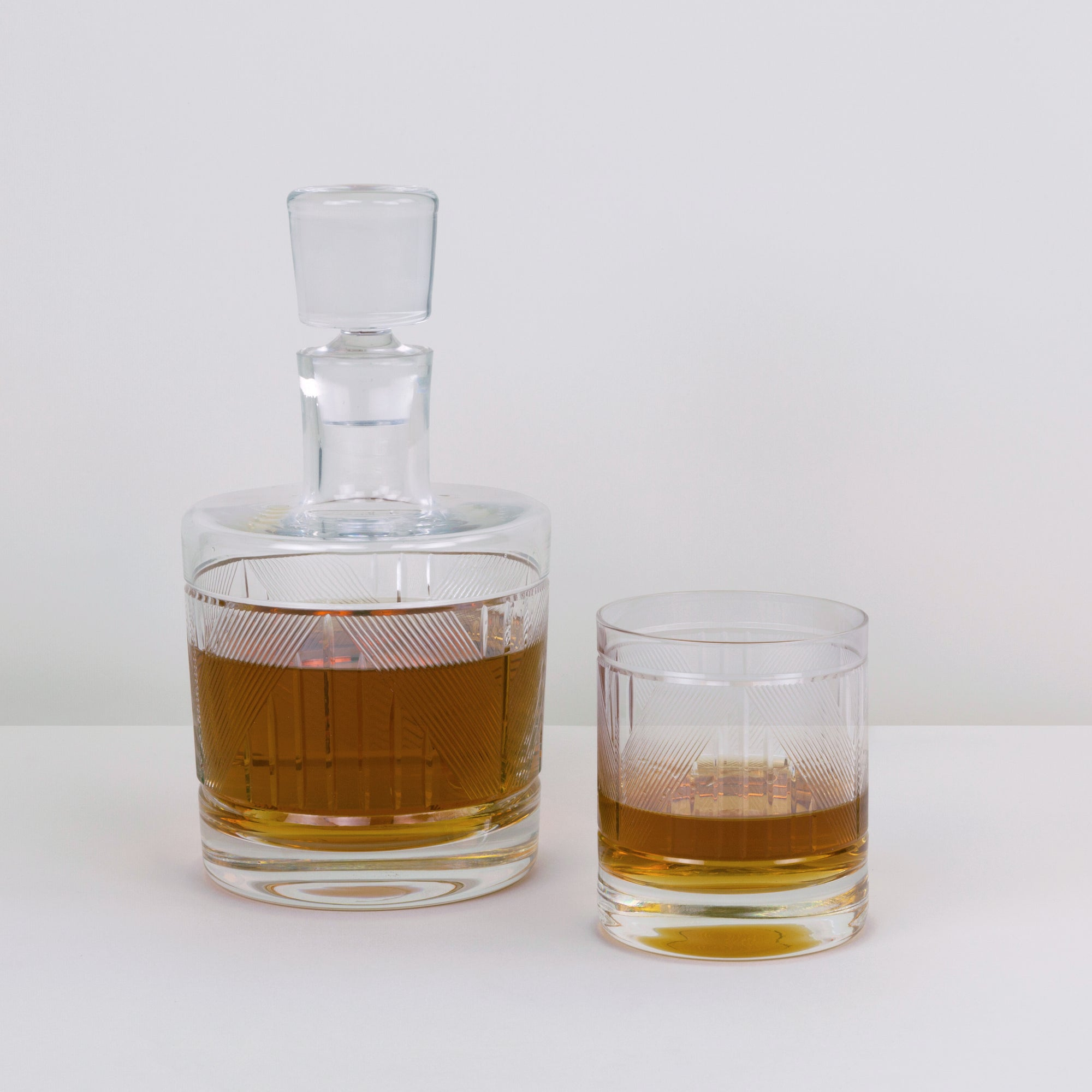 The Speakeasy Whiskey Decanter
