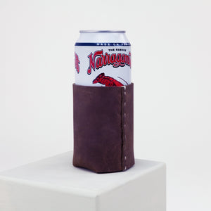 The Gentleman's Leather Koozie