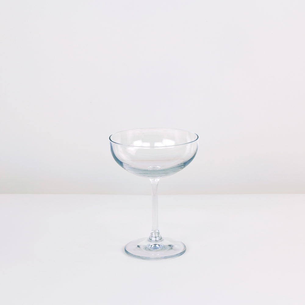 Vintage-Inspired Coupe Glasses (Set of 4)