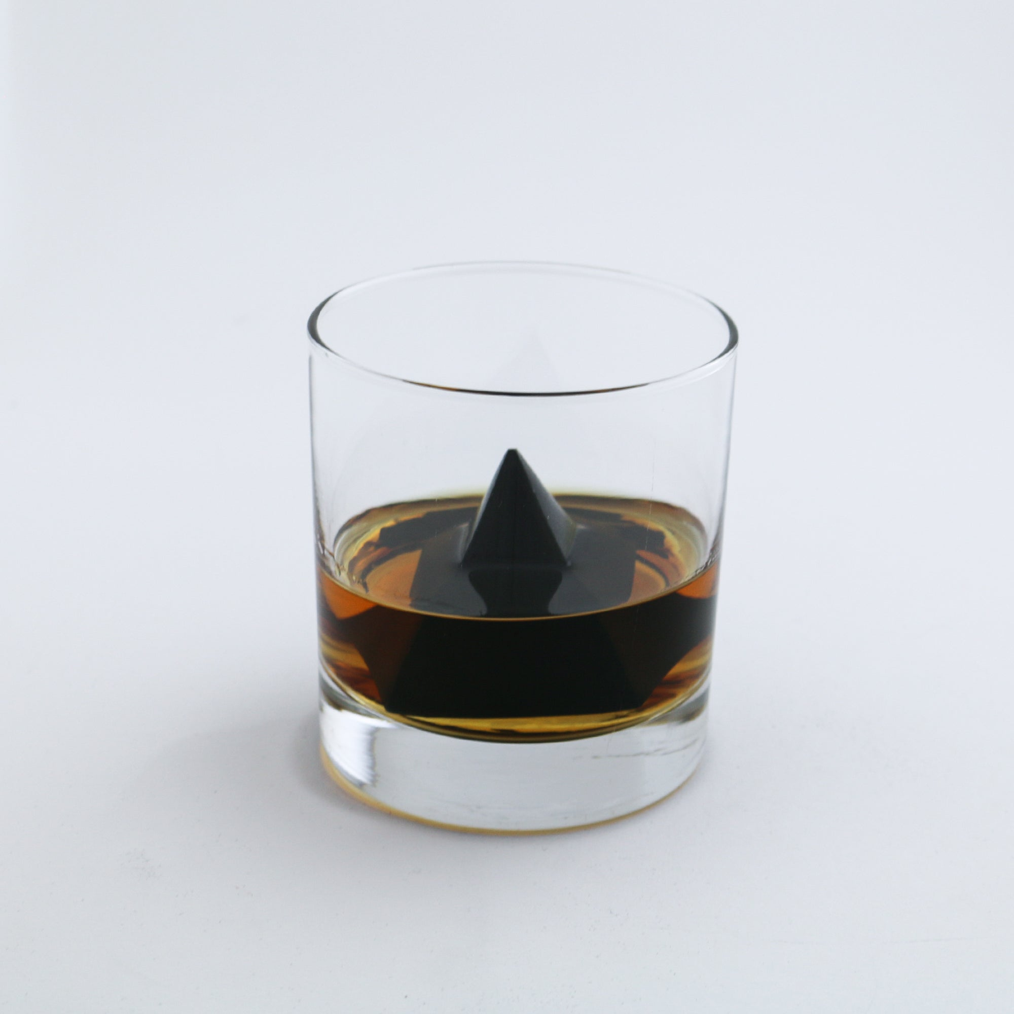 Drink Rocks Geometric Shapes