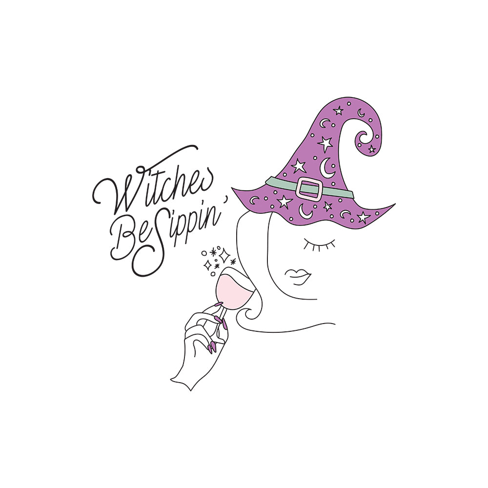 Witches Be Sippin' T-Shirt