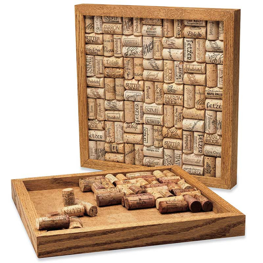 Wine Cork Board Keepsake Kit