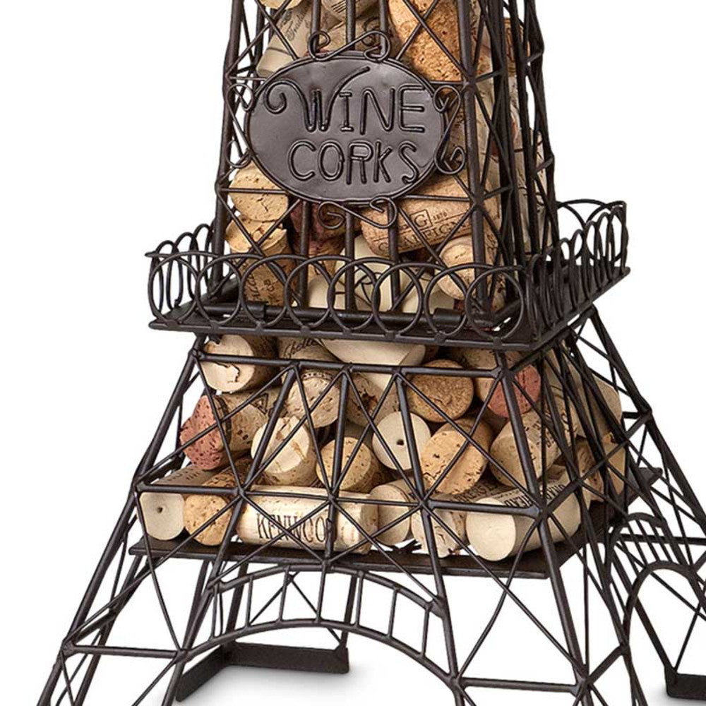 Eiffel Tower Wine Cork Holder