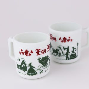 Classic Eggnog Mug (Set of 2)