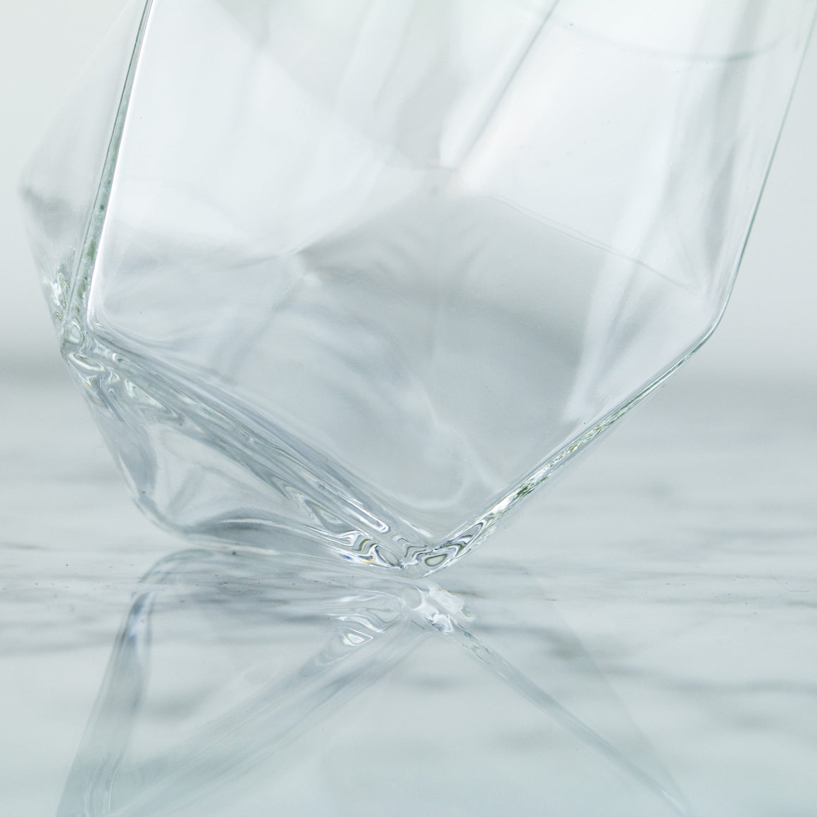 Geometric Crystal Tumblers (Set Of 2)