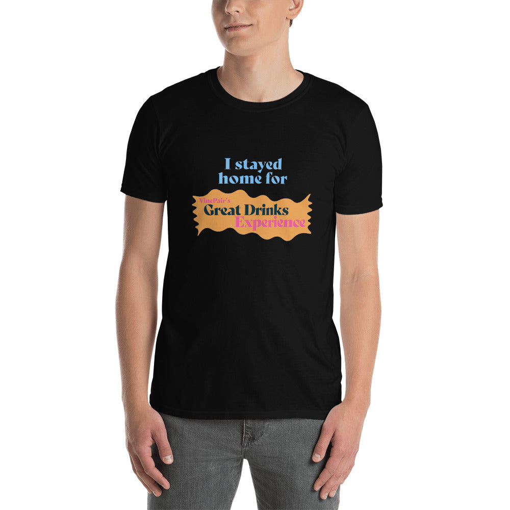 Great Drinks Experience 2020 T-Shirt