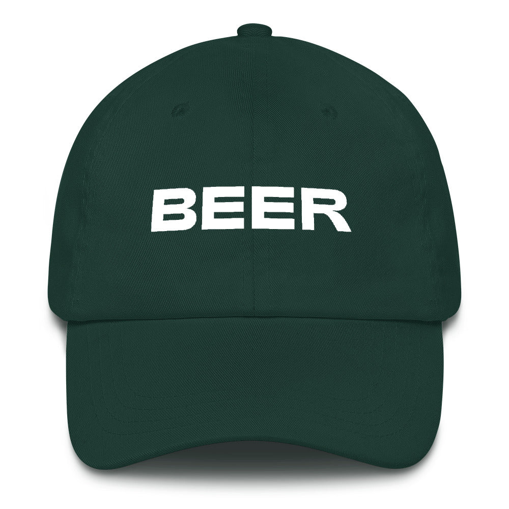 Beer Baseball Hat