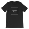 Champagne Please Unisex T-shirt