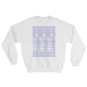 Festive Sipping Holiday Sweater