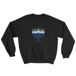 8 Bright Nights Holiday Sweater
