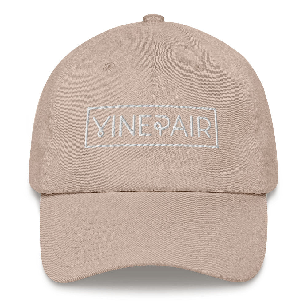 VinePair Logo Baseball Hat