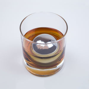 Stainless Steel Whiskey Sphere