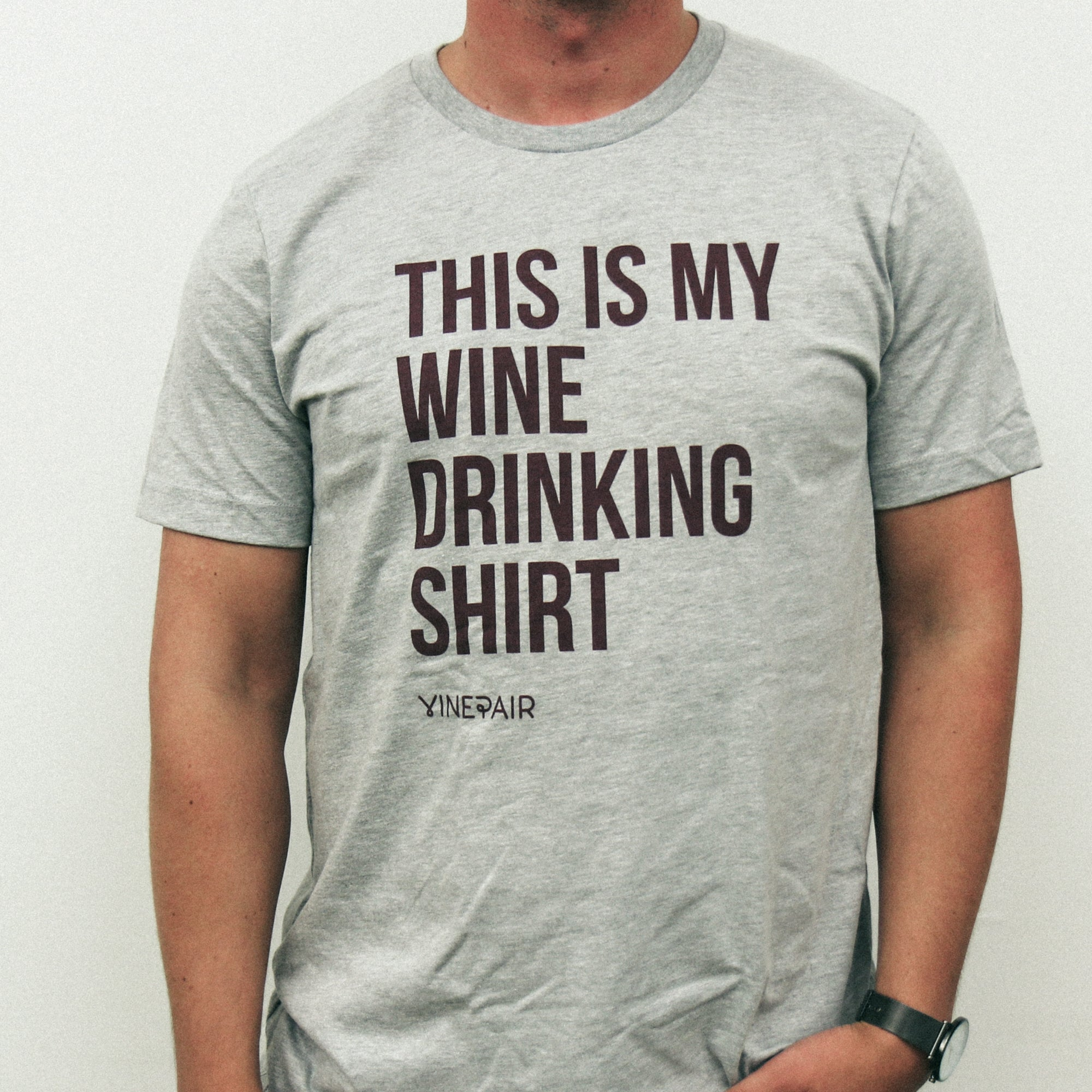 My Wine Drinking T-Shirt