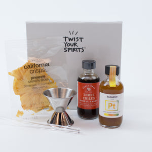 Pineapple Rum Punch Cocktail Kit