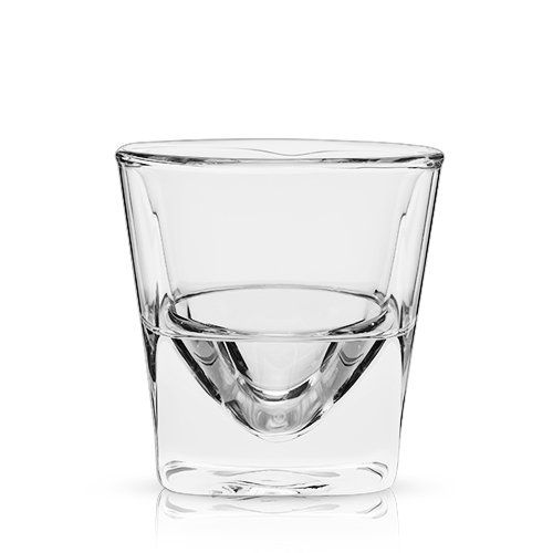 Frosty Whiskey Glass