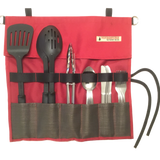 Utensil Roll Set