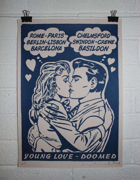 Young Love - Doomed - ShangrilART
