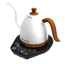 Brewista Artisan 600ml Gooseneck Variable Kettle Pearl White