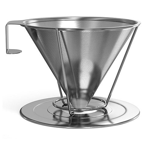Coffee Gator Stainless Steel Dripper