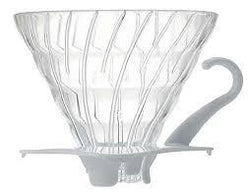 Hario V60 Glass Dripper White