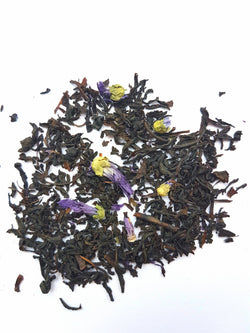Earl Grey with Blue Mallow Flowers 100g