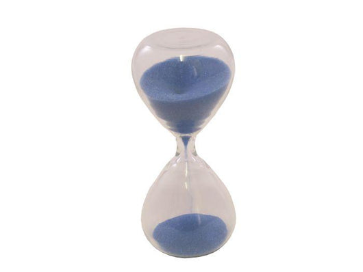 Tea Timer 3 minute Glass Sand Timer