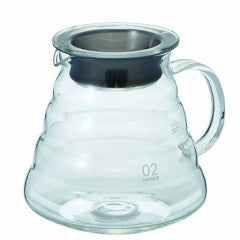 Hario V60 Glass Ranger Server Clear 600ml
