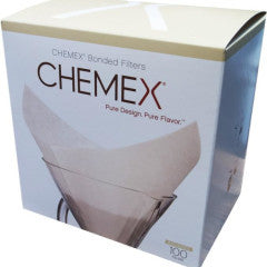 Chemex Squares Paper Filters