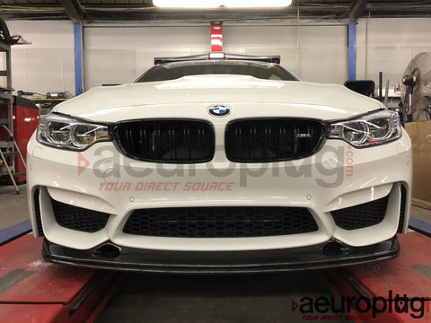 BMW F80 M3 F82 M4 EXOTIC TUNING STYLE FRONT LIP