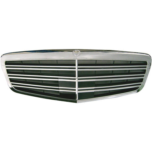 w221 2010 front grille