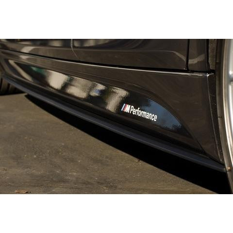 bmw f30 mtech side poly performance splitter
