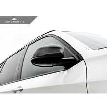 AUTOTECKNIC CARBON FIBER REPLACEMENT MIRROR COVERS - F25 X3 | F26 X4 | F15 X5 | F16 X6 - AEUROPLUG