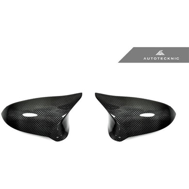 AUTOTECKNIC CARBON FIBER REPLACEMENT MIRROR COVERS - F80 M3 | F82 M4