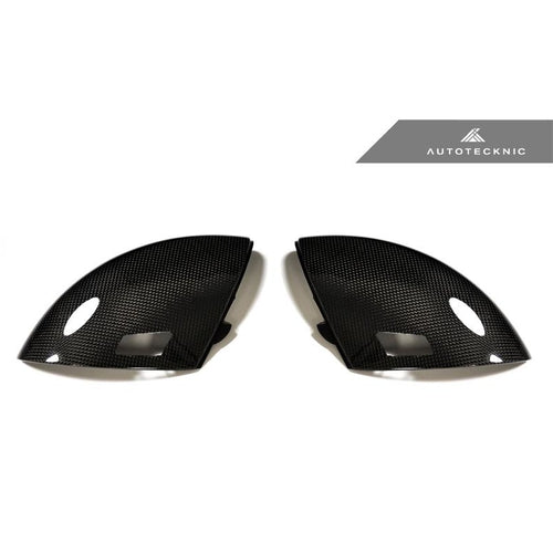 AUTOTECKNIC CARBON FIBER REPLACEMENT MIRROR COVERS - E60 M5| E63 M6 - AEUROPLUG
