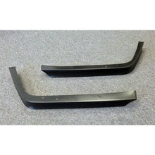 bmw e36 m3 front bumper lower velocity gt splitters abs