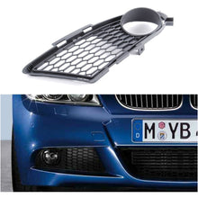 bmw e90 msport fog light bezel cover