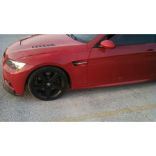 bmw e92 m3 style fenders w led turn signals