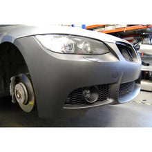 bmw e92 2007 2009 m3 style front bumper w regular fog lights