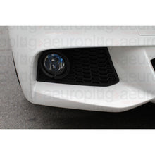 bmw f10 mtech performance style front bumper w fog lights