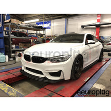 BMW F8X M3 M4 EXOTIC TUNING STYLE CARBON FIBER FRONT LIP - AEUROPLUG