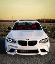 BMW F22 M2 STYLE FRONT BUMPER
