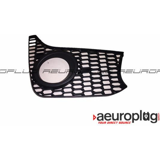 BMW E92 REPLACEMENT FOGLIGHT GRILLE FOR M4 STYLE FRONT BUMPER - AEUROPLUG