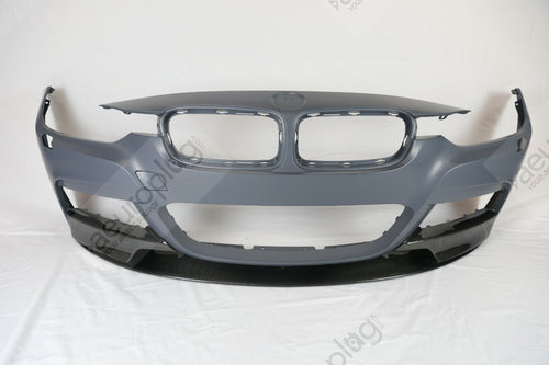 BMW F30 M PERFORMANCE CARBON FIBER FRONT LIP