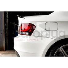 BMW E82 1SERIES CARBON FIBER PERFORMANCE STYLE TRUNK SPOILER - AEUROPLUG