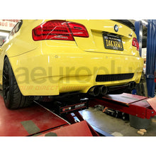 BMW E9X M3 VARIS STYLE CARBON FIBER DIFFUSER UNDERTRAY - AEUROPLUG