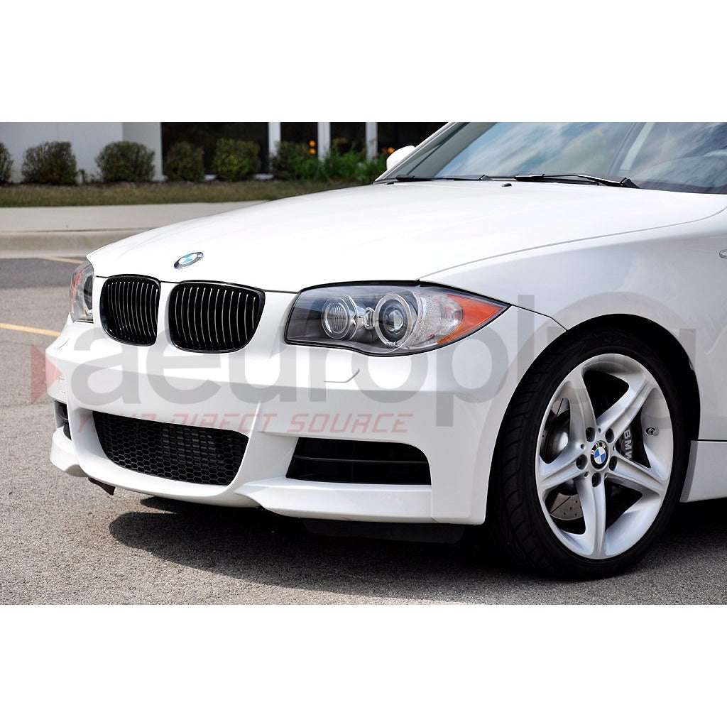 BMW E82 M SPORT / MTECH Style OEM Replacement Front Bumper - AEUROPLUG