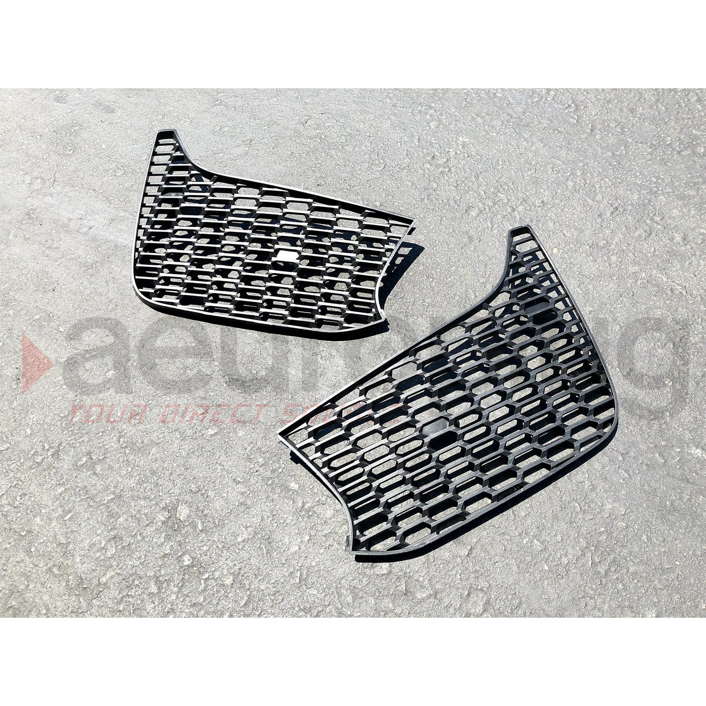 BMW F30 REPLACEMENT AIRDUCT GRILLE FOR M3 STYLE FRONT BUMPER - AEUROPLUG