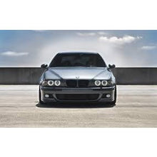bmw e39 m5 style front bumper for all e39 5 series abs plastic