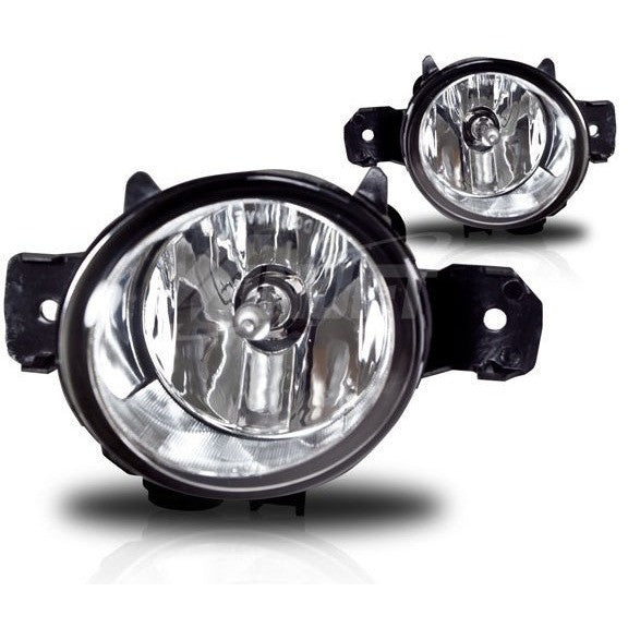 bmw e82 1m style replacement fog lights