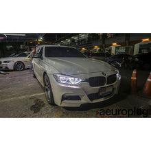 bmw f30 m performance front bumper w o pdc